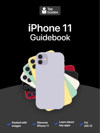 iPhone 11 Guidebook by Thomas Anthony E-Book Download