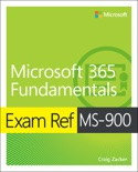 Exam Ref MS-900 Microsoft 365 Fundamentals book summary, reviews and download