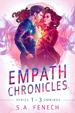 Empath Chronicles - Series Omnibus - Complete Young Adult Paranormal Superhero Romance Series E-Book Download