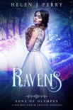 Ravens: Sons of Olympus Reverse Harem Romance book summary, reviews and download