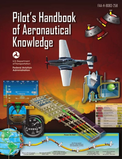 Pilots Handbook of Aeronautical Knowledge by Federal Aviation Administration (FAA) Book Summary, Reviews and E-Book Download
