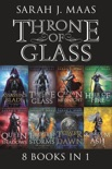 Throne of Glass eBook Bundle book summary, reviews and downlod