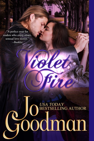 Violet Fire (Author's Cut Edition) by Jo Goodman Book Summary, Reviews and E-Book Download