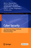 Cyber Security book summary, reviews and download