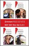 Harlequin Presents - May 2021 - Box Set 2 of 2 book summary, reviews and download