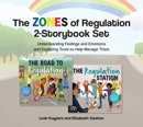 The Zones of Regulation Storybook Set book summary, reviews and download