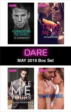 Harlequin Dare May 2019 Box Set E-Book Download
