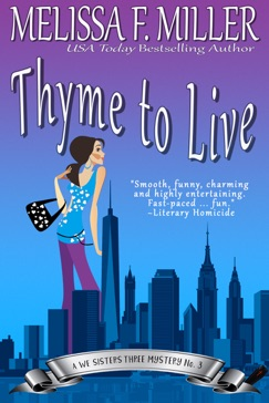 Thyme to Live E-Book Download