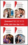 Harlequin Presents - April 2021 - Box Set 1 of 2 book summary, reviews and download