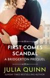 First Comes Scandal resumen del libro