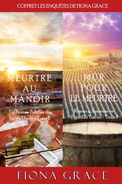 Coffret Les Enquêtes de Fiona Grace : Meurtre au Manoir (Tome 1) et Mûr pour le Meurtre (Tome 1) E-Book Download