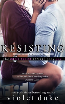 Resisting the Bad Boy E-Book Download