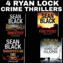 4 Ryan Lock Crime Thrillers: The Innocent; Fire Point; Budapest/48; The Edge of Alone book summary, reviews and downlod