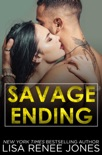 Savage Ending book summary, reviews and downlod