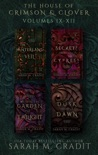 The House of Crimson & Clover Box Set Volumes IX-XII book summary, reviews and downlod