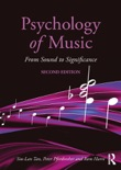Psychology of Music book summary, reviews and download