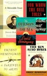 Ernest Hemingway Collection 5 Books set: The Old Man and the Sea, The Sun Also Rises, For Whom the Bell Tolls, A Moveable Feast, A Farewell To Arms. book summary, reviews and downlod