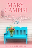 A Family Affair: The List book summary, reviews and downlod