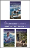 Love Inspired Suspense June 2021 - Box Set 1 of 2 book summary, reviews and downlod