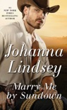 Marry Me by Sundown book summary, reviews and downlod