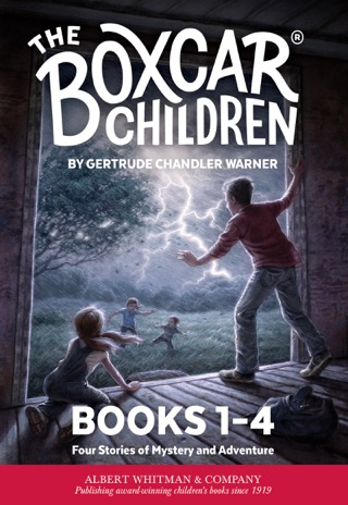 The Boxcar Children Mysteries Boxed Set #1-4 by Chicago Review Press, Inc. DBA Independent Publishers Group book summary, reviews and downlod