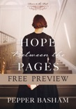 Hope Between the Pages (FREE PREVIEW) book summary, reviews and download