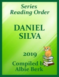 Daniel Silva: Series Reading Order Series - updated 2019 book summary, reviews and downlod
