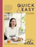 Deliciously Ella Quick & Easy book summary, reviews and downlod