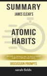 Summary: James Clear's Atomic Habits book summary, reviews and downlod
