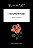 SUMMARY - StrengthsFinder 2.0 by Tom Rath book summary, reviews and downlod