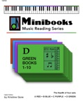 Minibooks Music Reading Series book summary, reviews and download