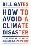 How to Avoid a Climate Disaster book summary, reviews and download