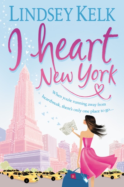 I Heart New York by Lindsey Kelk Book Summary, Reviews and E-Book Download