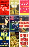 Patricia Highsmith Collection 9 Books Set: The Talented Mr. Ripley, Ripley Under Ground, Ripley's Game, The Boy Who Followed Ripley, Ripley Under Water, The Price of Salt, Strangers on a Train, The Tremor of Forgery, Deep Water. book summary, reviews and downlod