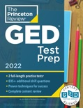 Princeton Review GED Test Prep, 2022 book summary, reviews and download