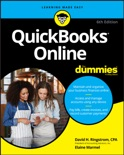 QuickBooks Online For Dummies book summary, reviews and download