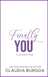 Finally You book summary, reviews and downlod