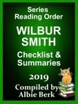 Wilbur Smith: Series Reading Order - 2019 - Compiled by Albie Berk