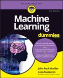 Machine Learning For Dummies book summary, reviews and download