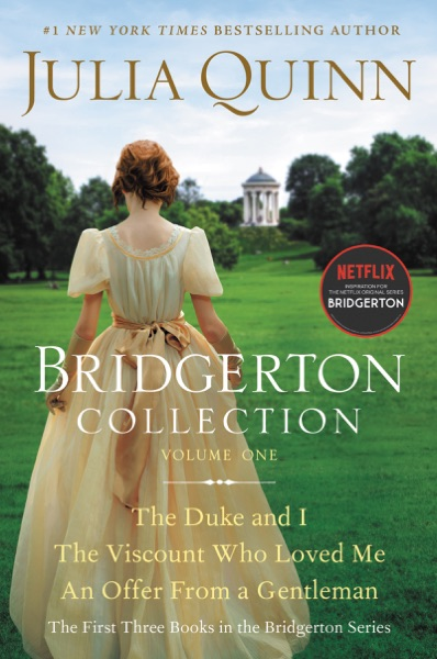 Bridgerton Collection Volume 1 by Julia Quinn Book Summary, Reviews and E-Book Download