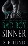 Bad Boy Sinner book summary, reviews and downlod