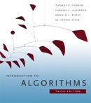 Introduction to Algorithms, third edition book summary, reviews and download