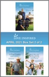 Love Inspired April 2021 - Box Set 2 of 2 book summary, reviews and download
