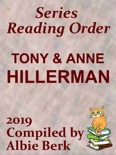 Tony & Anne Hillerman: Best Series Reading Order - Updated 2019 - Compiled by Albie Berk book summary, reviews and downlod