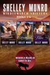 Middlemarch Shifters Box Set 4 - 6 book summary, reviews and downlod