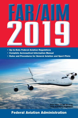 FAR/AIM 2019: Up-to-Date FAA Regulations / Aeronautical Information Manual by SIMON AND SCHUSTER DIGITAL SALES INC  book summary, reviews and downlod