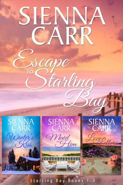 Escape to Starling Bay (Books 1-3) by Sienna Carr Book Summary, Reviews and E-Book Download