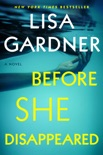 Before She Disappeared book summary, reviews and download