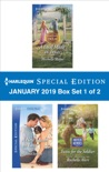 Harlequin Special Edition January 2019 - Box Set 1 of 2 book summary, reviews and downlod