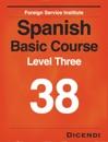 FSI Spanish Basic Course 38